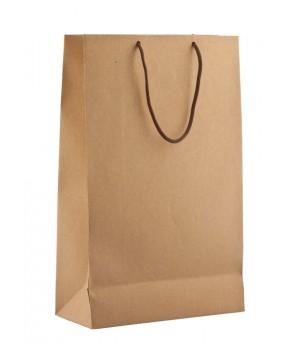 Пакет бумажный «Крафт», средний