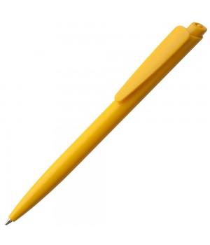 Ручка шариковая Senator Dart Polished, желтая