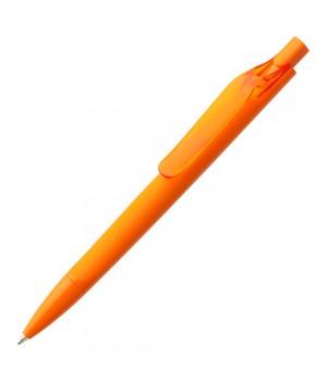 Ручка шариковая Prodir DS6 PPP-T, оранжевая