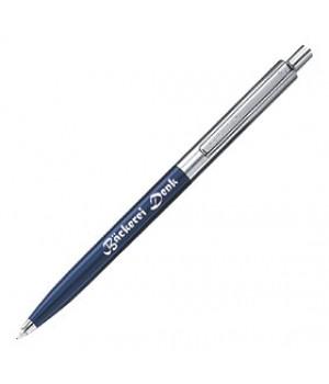 Ручка шариковая Senator Point Metal, синяя