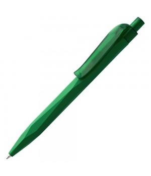 Ручка шариковая Prodir QS20 PMT-T, зеленая