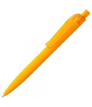 Ручка шариковая Prodir QS04 PRT Soft Touch, оранжевая