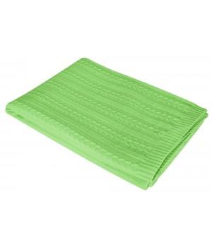 Плед Comfort, светло-зеленый