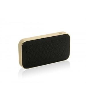 Беспроводная Bluetooth колонка Micro Speaker Limited Edition, светло-золотистая