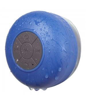 Bluetooth колонка stuckSpeaker, синяя