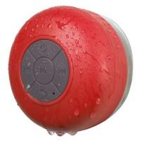Bluetooth колонка stuckSpeaker, красная