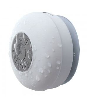 Bluetooth колонка stuckSpeaker, белая