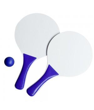 Набор для игры в пляжный теннис Cupsol, синий