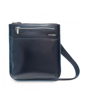 Сумка-планшет Piquadro Blue Square, синяя