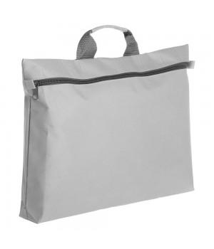 Конференц-сумка Unit Portfolio, серая