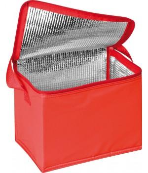 Сумка-холодильник, красная