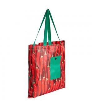 Складная сумка для покупок «Продукты», перец
