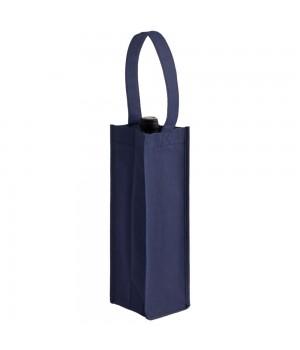 Сумка для бутылки «Венето», синяя