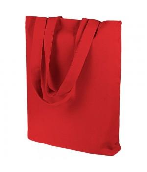 Холщовая сумка Strong 210, красная