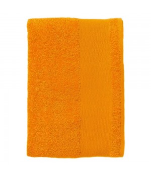 Полотенце махровое Island Large, оранжевое
