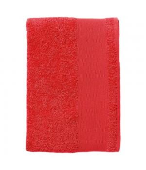 Полотенце махровое Island Large, красное