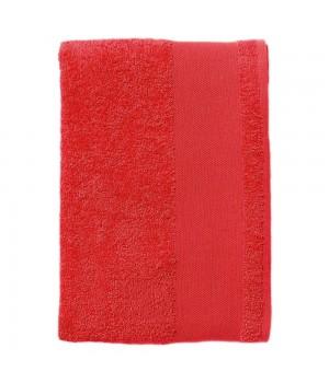 Полотенце махровое Island Small, красное