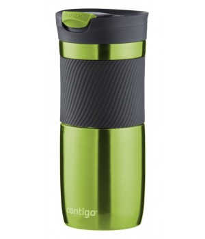 Термостакан Byron, вакуумный, герметичный, зеленое яблоко