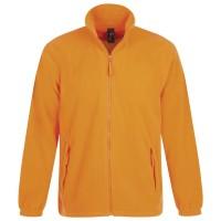 Куртка мужская North, оранжевый неон