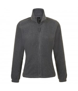 Куртка женская North Women, серый меланж