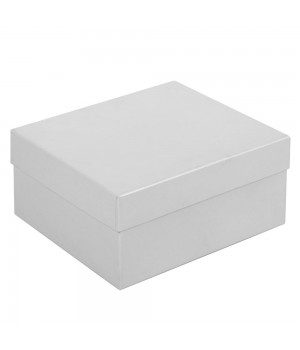 Коробка Satin, большая, белая