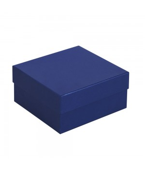 Коробка Satin, малая, синяя