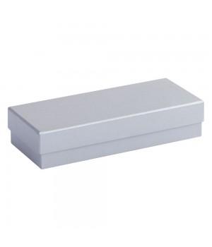 Коробка Mini, серебристая