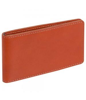 Футляр для кредитных карт Security, коричневый
