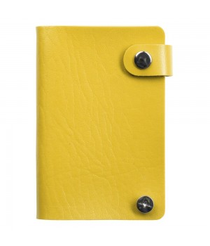 Футляр для карточек Young, желтый
