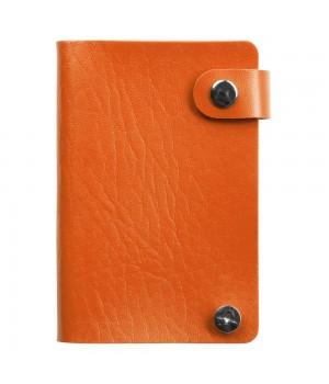 Футляр для карточек Young, оранжевый