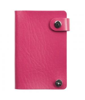 Футляр для карточек Young, розовый (фуксия)