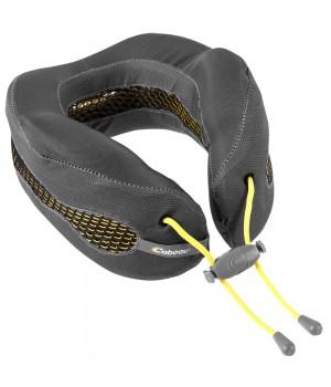 Подушка под шею для путешествий CaBeau Evolution Cool, серая