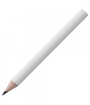 Карандаш простой Mini, белый