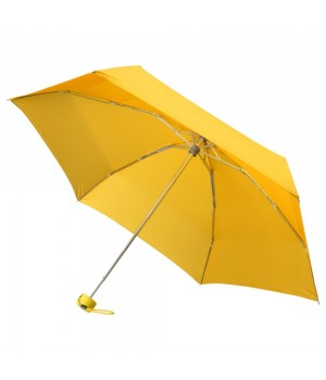 Зонт складной Mini Multipli, желтый